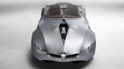 BMW Gina Light Visionary Model concept - the cloth covered car
