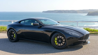 Aston Martin DB11 AMR 2018 Review