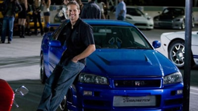 Fast & Furious Nissan Skyline GT-R Replica Stolen