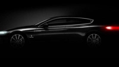Bertone Sending Four-door Coupe Concept To Geneva Motor Show