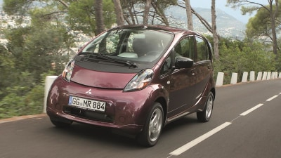 Mitsubishi i-MiEV Available For Test Drive At AIMS