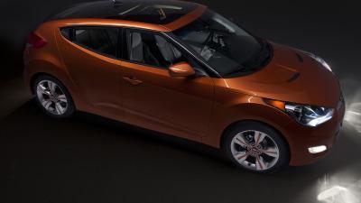 Hyundai Veloster Bringing Turbo Power To New York Auto Show: Report