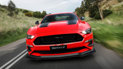 Australia to export supercharged Mustangs to New Zealand