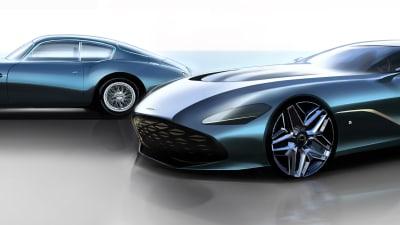 Aston Martin reveals next Centenary model