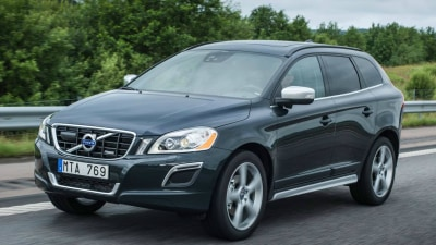 2013 Volvo XC60 For Australia: New FWD Diesel, New Safety Options