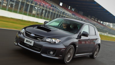 2011 Subaru WRX Review