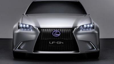 Lexus GS F Reports Surface Again
