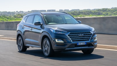 Hyundai Tucson Highlander 2019 review