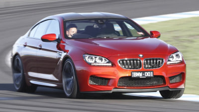 2014 BMW M6 Gran Coupe On Sale In Australia, Priced From $299,500