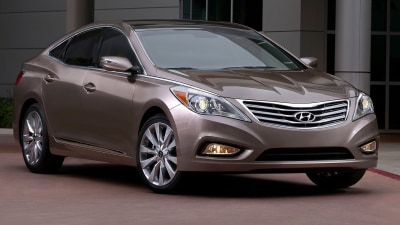 2012 Hyundai Grandeur Revealed, No Plans For Australia
