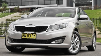 Kia Australia Launches New Finance Plan For Optima, Carnival