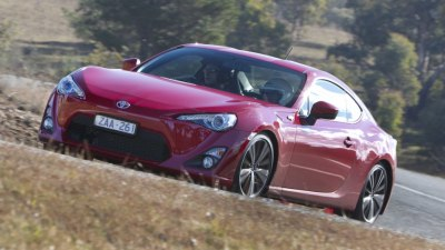 Toyota 86 Hybrid Development Nears Completion: Report