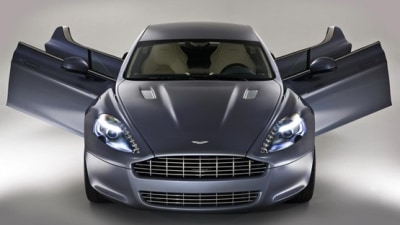2010 Aston Martin Rapide: More Images Released, In Australia By March