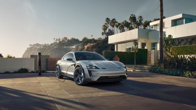 Porsche Mission E headed down under in 2020