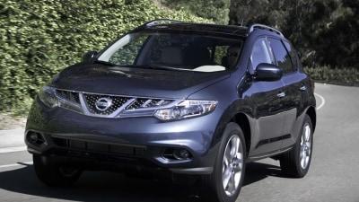 2011 Nissan Murano Update Revealed, No Immediate Plans For Australia
