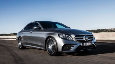 2018 Mercedes-Benz E-Class recalled