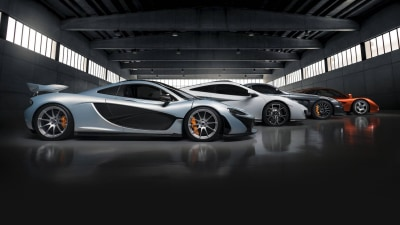 McLaren Special Operations Launches 'MSO Defined' Modifications Menu