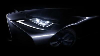 Lexus IS Update Teased Ahead Of Beijing Auto Show