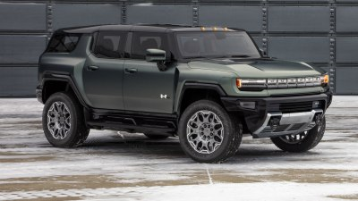 2024 GMC Hummer EV SUV revealed, Australian potential unclear