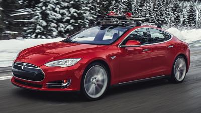 Tesla Model S P85D Arriving In Australia Q3 2015, Model X On Wish List