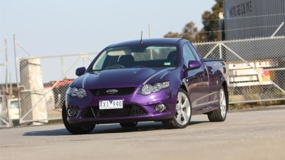 2011 Ford FPV GS Ute Review