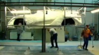 Video: Bertone Prepping Bespoke Supercar For Shanghai Show