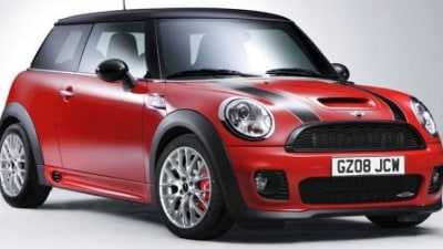 Diesel-Powered John Cooper Works MINI Coming?