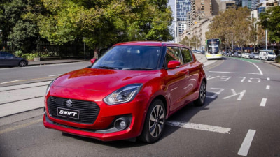 Suzuki bumps basic Swift for better model
