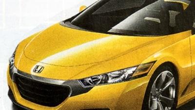 Honda Beat To Return In 2011, Based On Honda OSM Concept?