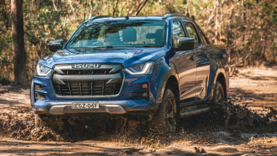 2021 Isuzu D-Max X-Terrain price rises amid severe stock shortages