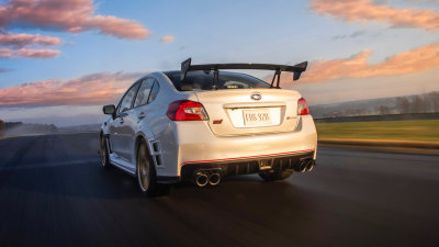 Subaru's most powerful STI