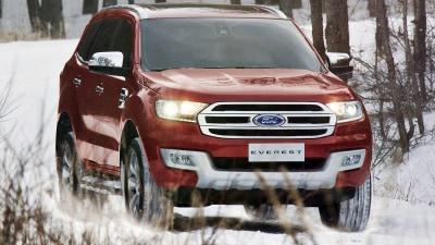 New Ford Everest Has Toyota Prado In Its Gunsights