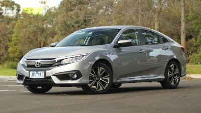 "2016 Honda Civic VTi-LX REVIEW | A Desirable Civic (At Last), But Not Convinced By ""Honda Sensing"" Technology"