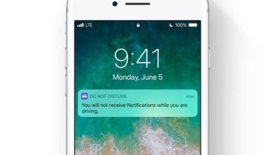 Apple Introduces 'Do Not Disturb While Driving' Feature To Prevent Driver Distraction