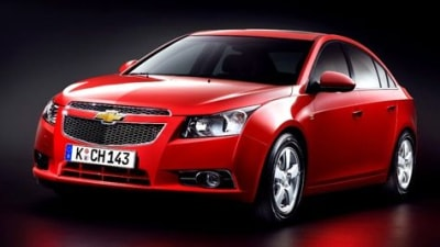 Holden Announces Production Of Four Cylinder Small Car From 2010