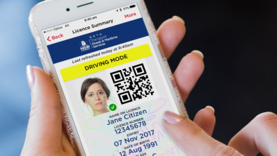 Licence-less driving by 2019