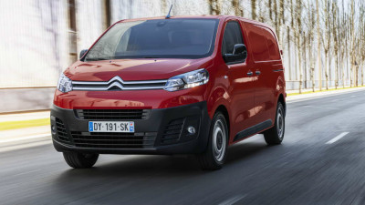New Peugeot Expert And Citroen Dispatch Unveiled - Under Consideration For Australia