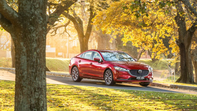 2018 Mazda6 Atenza Turbo first drive review