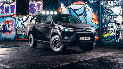 Toyota Hilux Invincible 50 revealed