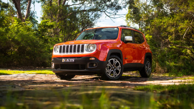 Jeep Renegade: Compact SUV axed in Australia