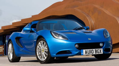 2011 Lotus Elise Update On Sale From July