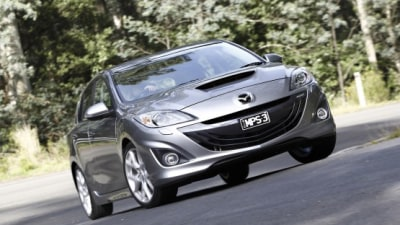 2009 Mazda3 MPS Now Available In Australia