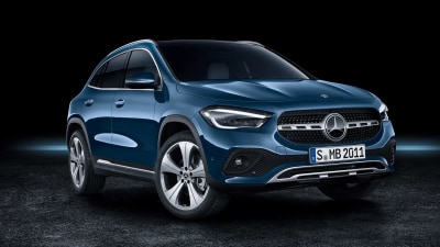 The new Mercedes-Benz GLA: How it's different from the old model