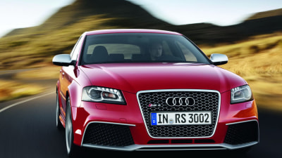 2011 Audi RS 3 Revealed, Australian Debut Unclear