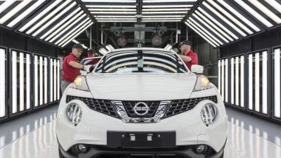 Nissan Juke Successor Locked In For UK Production
