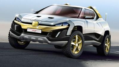 B.N.U.D.S: Latvian For Luxury SUV