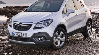 Opel Could Bring Mokka SUV To Australia, Light Adam A Tricky Prospect