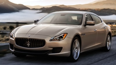 2014 Maserati Quattroporte Revealed