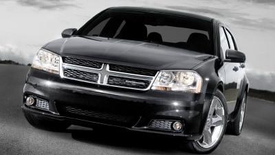 2011 Dodge Avenger Update Revealed, Australian Return Unlikely