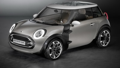 MINI Rocketman In Production By 2014: Report